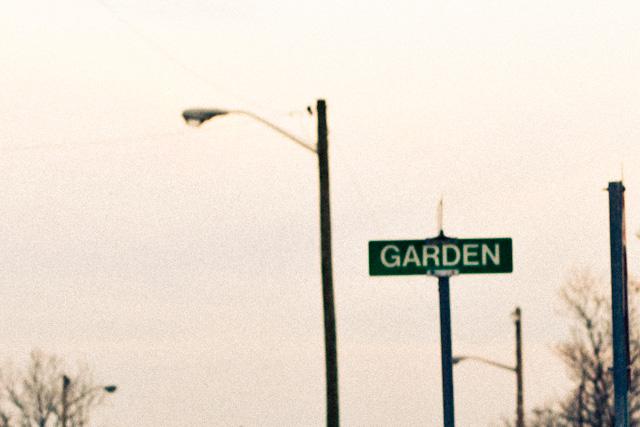 Ford and Garden Street, Garden City, Michigan.