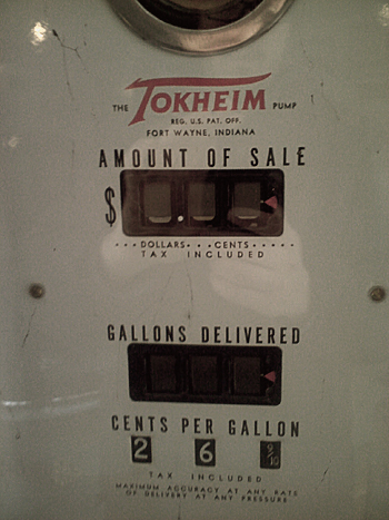 Cents per gallon. Wait... CENTS??!!!?