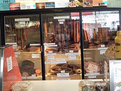 Meat - lots of meat.