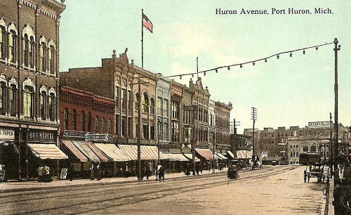 port_huron
